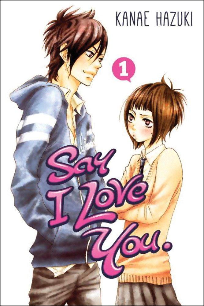 romance manga: say i love you