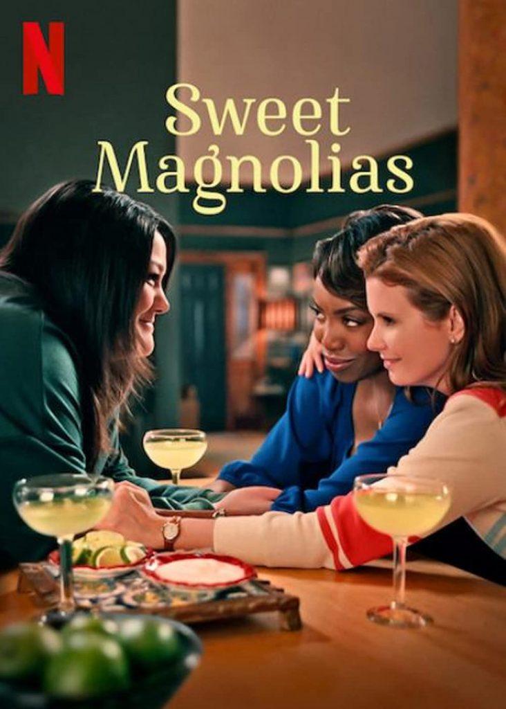 romance shows on netflix: sweet magnolias