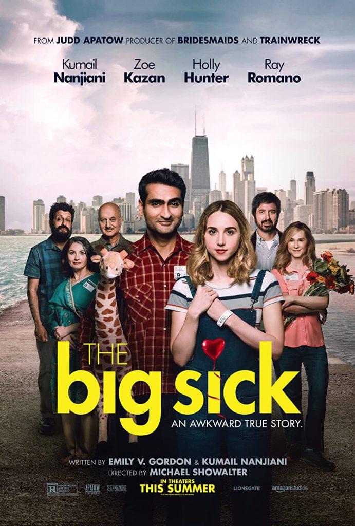 Romantic Comedy Movies: the big sick
