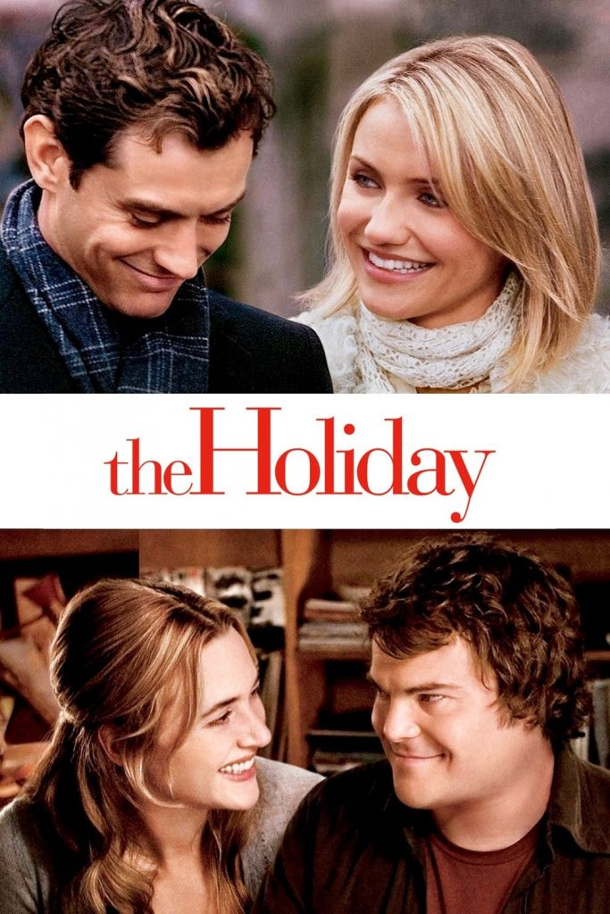 Romantic Comedy Movies: the holiday