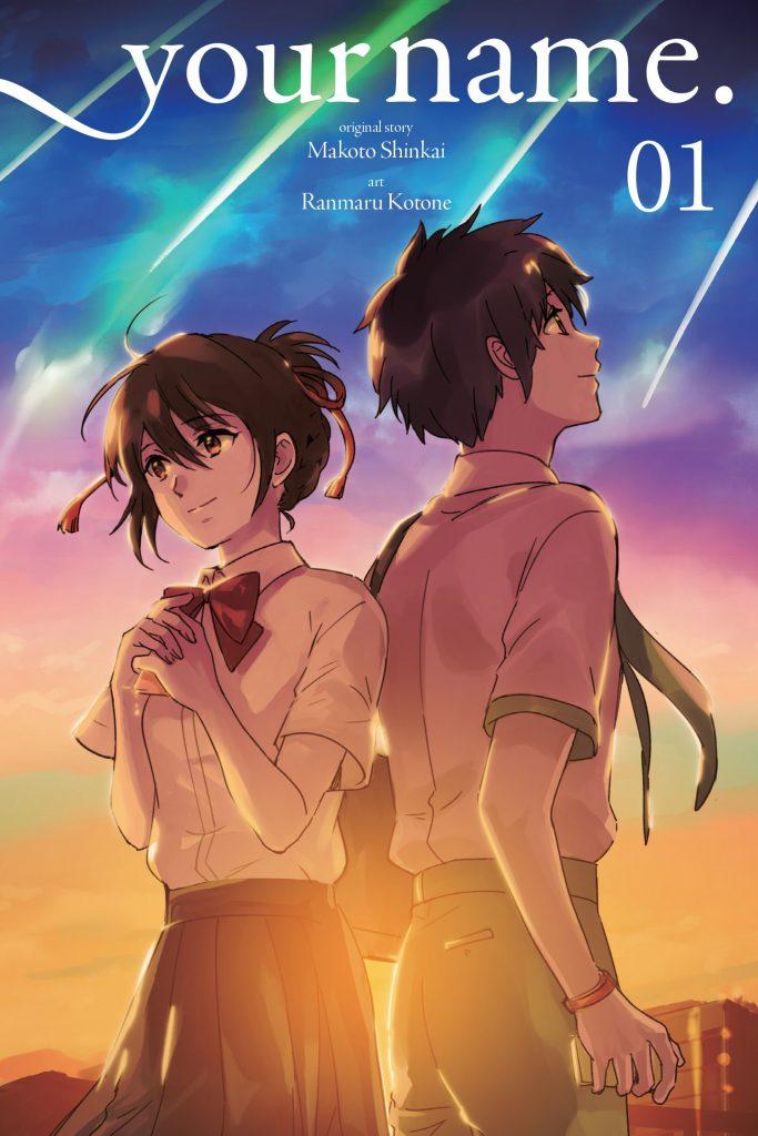 romance manga: your name